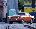 1969 Camaro ZL1 - Pulls like Train Ad