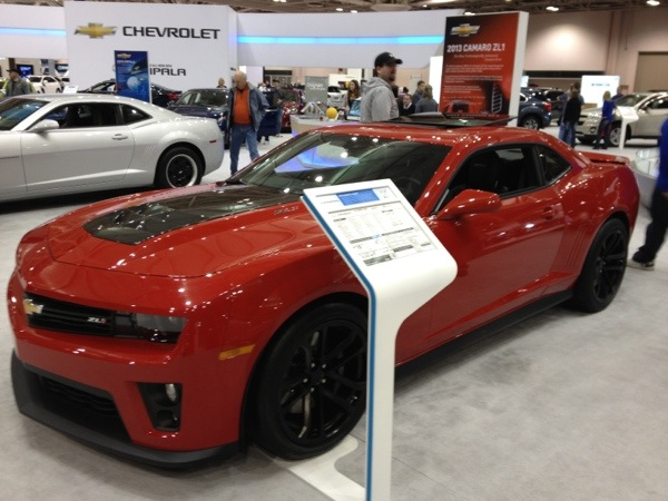 2013 Camaro ZL1